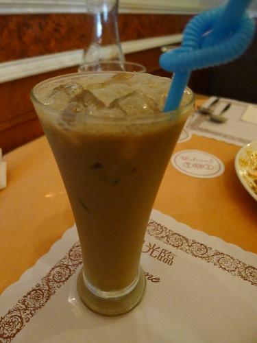 冰咖啡@「香榭」