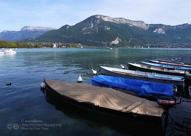 Bonjour Annecy~ 童話安錫,慢步阿爾卑斯山腳下R1041592