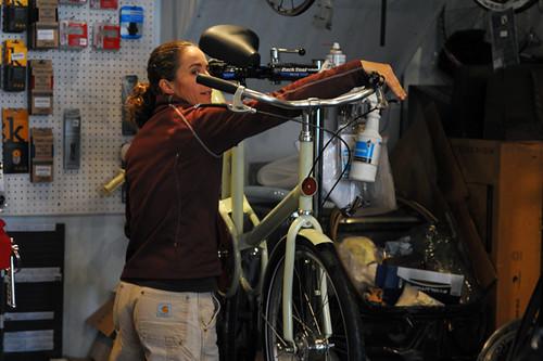 RSC, Andrea, Paper Bike