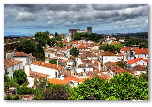 Vila de Óbidos by VRfoto