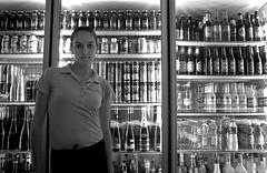 bartender (Alberto Dati) Tags: blackandwhite tmax ilford biancoenero taranto martinafranca suore albertodati castelloaragonesetaranto festadellaccoglienza