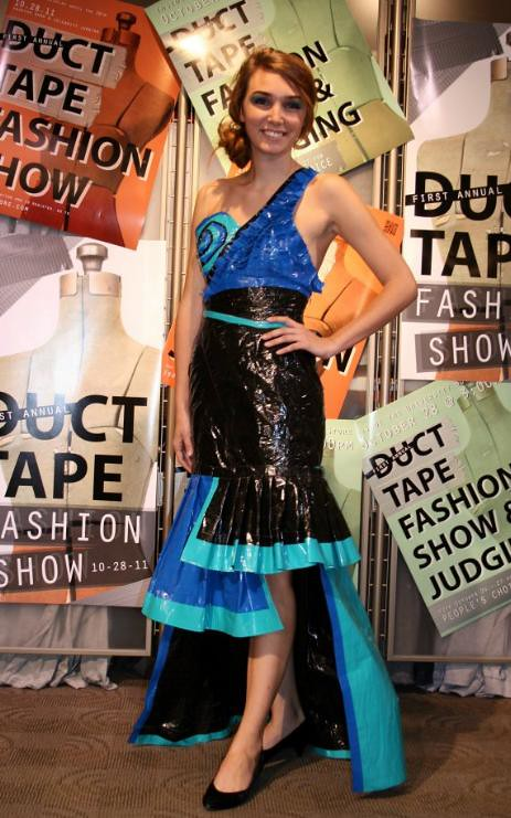 MBS Foreword Online - Iowa State University Book Store Duct Tape Fashion Show