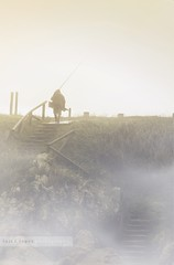 song for the old seaman (Rain...) Tags: light sun mist man fog stairs mar fisherman nikon song asturias playa shore sailor neblina niebla escaleras pescador mariner marinero 85mmf18 oldseaman rainphotography luisflopez