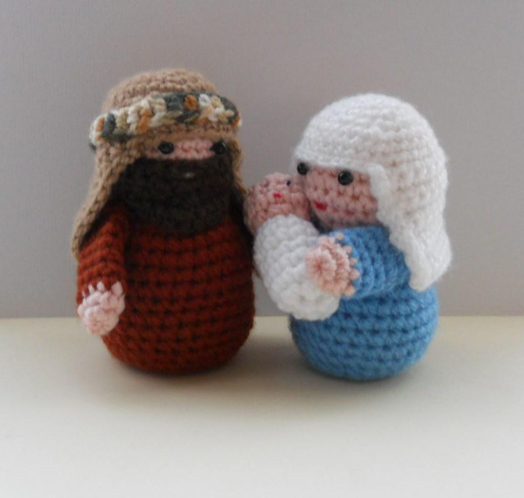 Amigurumi Crochet Nativity : The Worlds Best Photos of crochet and nativity - Flickr ...