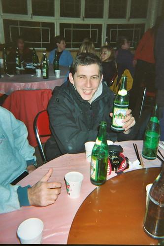 Andy avec beer