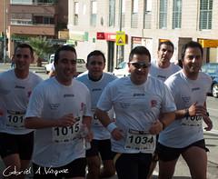 Half-Marathon Granada (Gabriel A.Vazquez) Tags: marathon run granada runners correr maratn corredores mmgranada