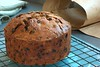 Christmas Cake for 2011 (Cross Duck) Tags: cake baking fruitcake christmascake homebaking 50mmprimelens primelens pentaxa richfruitcake
