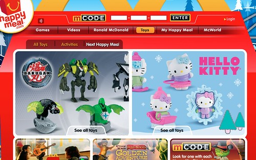 Mcdonalds Current Happy Meal Toys 66