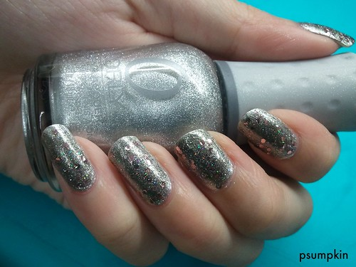 Orly Shine and pa aa36 2