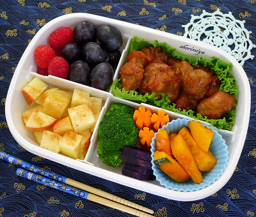 4-Section Assist Bento by sherimiya ♥