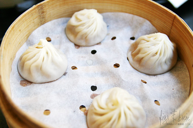 Steamed Pork Dumpling Xiao Long Bao, Din Tai Fung