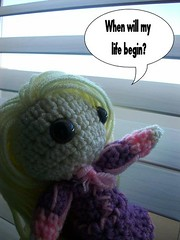Rapunzel doll (Mooy) Tags: cute fairytale doll handmade crochet inspired disney plush kawaii amigurumi rapunzel tangled mooeyandfriends