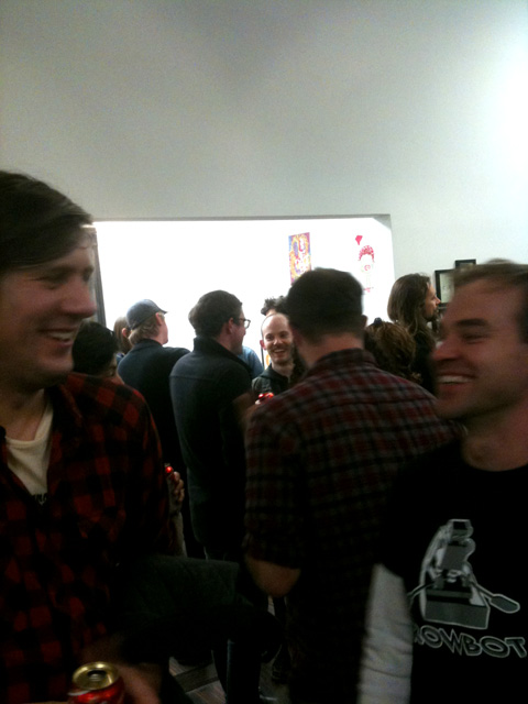 MIX 2011 :: Tom Kaczynski & Jim Rugg