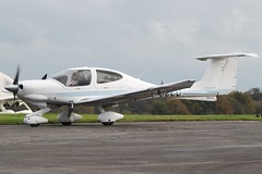 G-OCCU-FAIROAKS 09 NOV 2011 (TW Aircraft Photos) Tags: fairoaks goccu