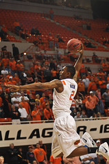 Le'Bryan Nash dunk (RASMITH116) Tags: oklahoma basketball state mcdonalds osu gia espn allamerican finalfour travisford osucowboys oklahomastatecowboys gallagheribaarena mcdonaldsallamerican lebryannash cowboybasketball