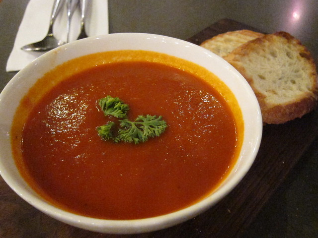 Soup Of The Day (Tomato) (S$11.50)