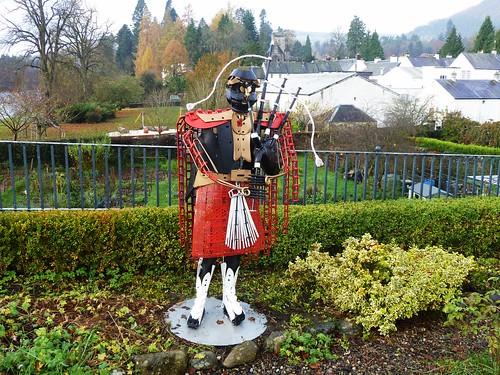 Metal Scotsman, Dunkeld