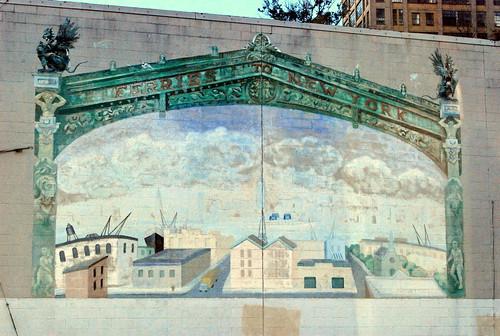 Mural in Hoboken
