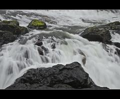 Englishman River Falls (S_Freer) Tags: motion water waterfall moss nikon rocks arches fluid vancouverisland englishmanriverfalls d7000 {sfreer} ourdailychallenge