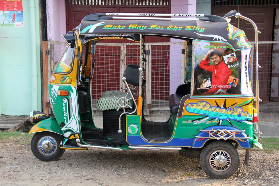 Jaffna Rickshaw