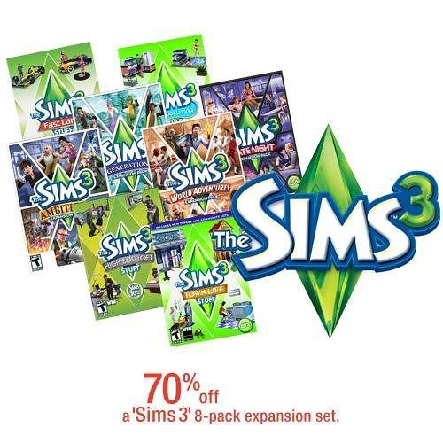 Sims Bundle
