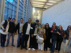 Chegando em Israel (caravanaisrael) Tags: israel caravana renascer apostolo apostlica bispa thallesroberto