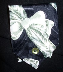SS852629 (A Greenhanger) Tags: bag silk tie recycle reuse accessory repurpose upcycle