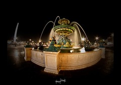 HDR PARIS LA NUIT ('^_^ D.F.N. Damail ^_^') Tags: paris france art love water night canon word french fun photography photo reflex europe photographie picture franais francais photographe dfn damail borderfx wwwdamailfr
