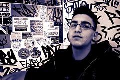 Matteo (Nechator) Tags: walter portrait monochrome monocromo blackwhite nikon mochi matteo ritratto biancoenero nechator