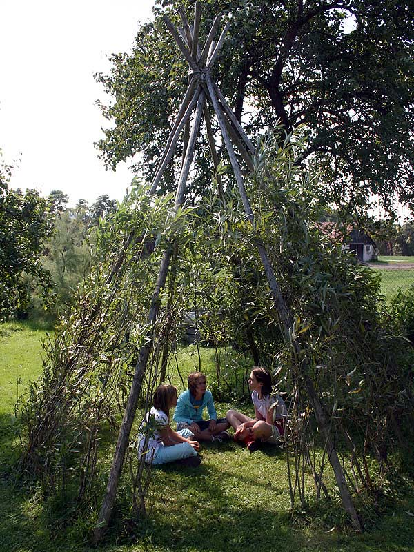 Ferienhof Laux - Tipi