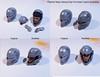 GrayFox_04 (kyewans) Tags: mgs grayfox metalgearsolid cyborgninja playartskai openmaskversion