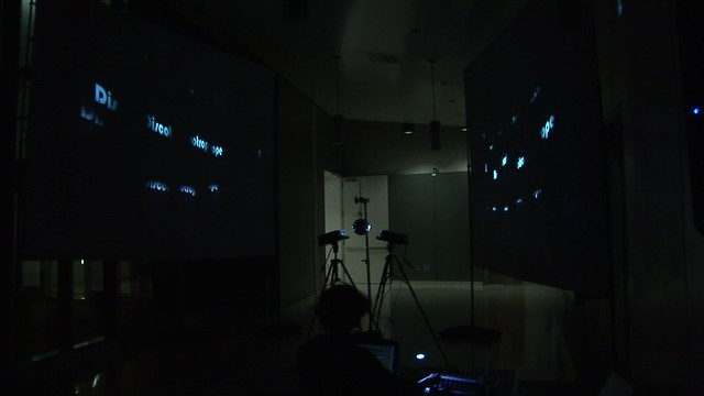 Discotrope at Cal-IT2, March 2012