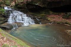 Eagle Creek Falls (Jens Lambert Photography) Tags: water creek forest canon flow waterfall stream long exposure eagle mark iii falls national