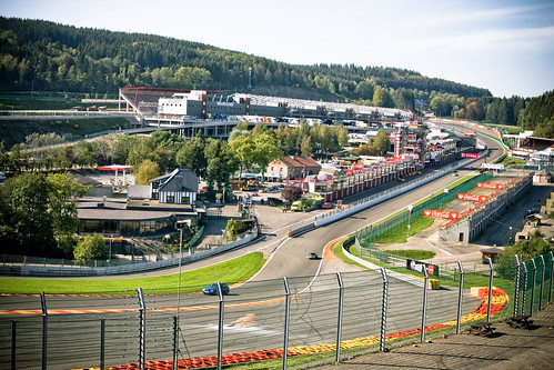 Lotus on Track - Spa Francorchamps -363