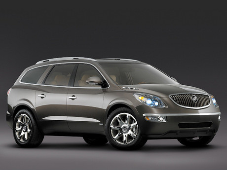 buickenclave2011