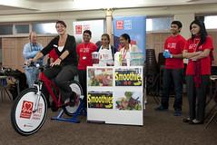 BHF Smoothie Bike (British Heart Foundation) Tags: birmingham lives hearty sparkbrook sparkhill