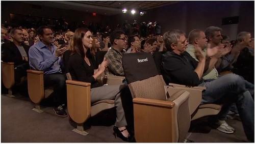 Steve Jobs seat