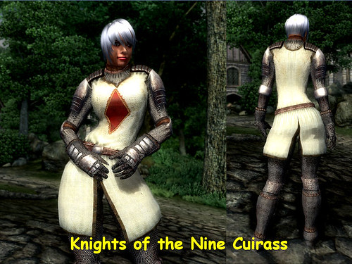 Knights of the Nine Cuirass