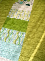 QD Springtime (5) (farbstoff-bridge) Tags: long arm quilting