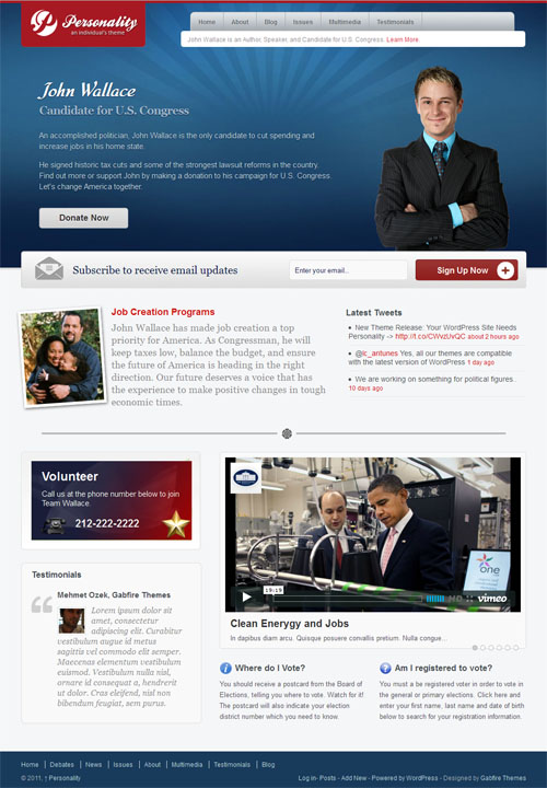 personality-wordpress-theme