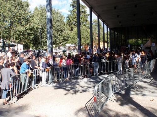 Festiwal ksiazek w Mouans Sartoux