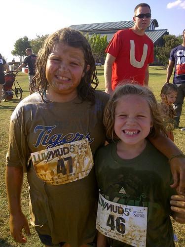 Maci and Kaleigh!
