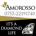 Amorosso Small Web Banner