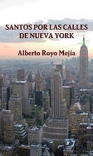 Portada Santos por las calles de Nueva York