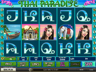 Thai Paradise Slot Machine