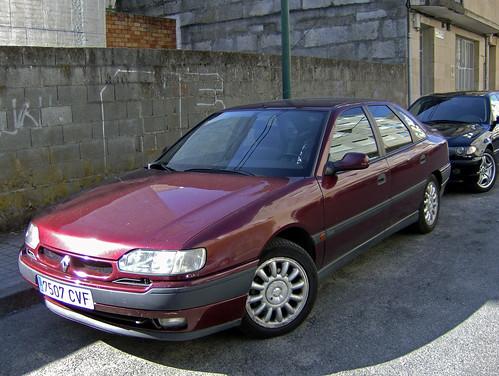 1996 Renault Safrane Baccara A Photo On Flickriver