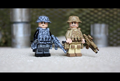 Brotherhood (Geoshift) Tags: lego military battlefield specialforces socom moc callofduty customlego brickarms modernwarfare legomilitary legocustom tinytactical
