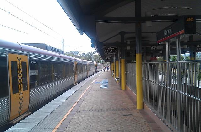 Nerang station