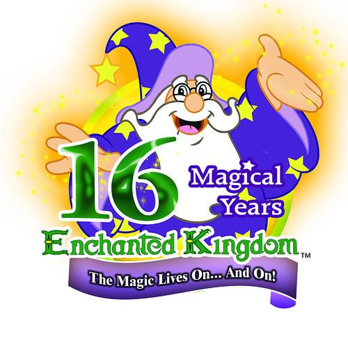 Enchanted Kingdom 16th year Anniversary