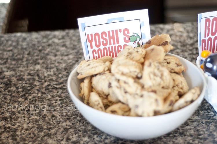 Yoshi's cookies